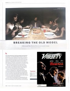 Duke in Variety October 2019