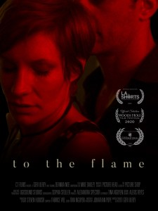 poster to the flame